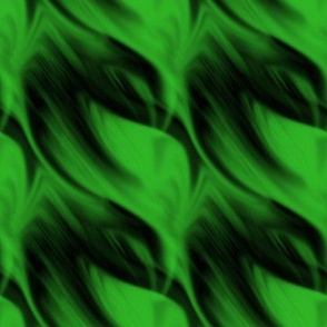 Green Magic Swirls