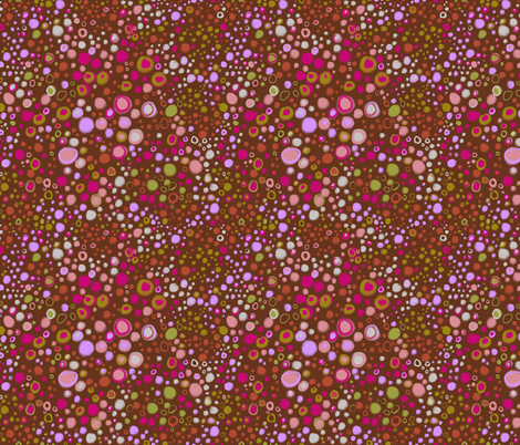 Dappled Maroon fabric by stephaniecolecreations on Spoonflower - custom fabric
