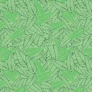 Green Leaves 2