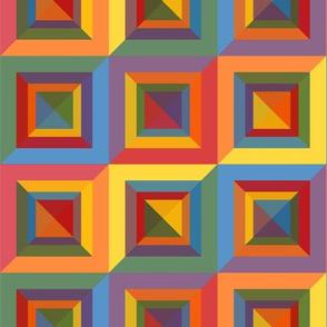 Bauhaus Color Study