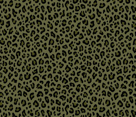 R13-camouflage-leopard-print-pattern-in-olive-pantone-mayfly-green-punk-rock-animal-print-fabric-and-wallpaper-by-borderlines-original-and-rock-n-roll-textile-design_shop_preview