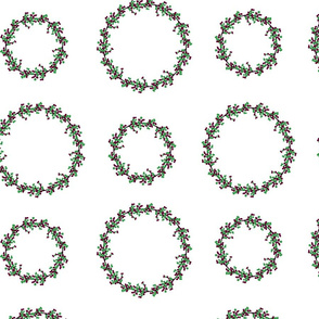Christmas Wreath-01