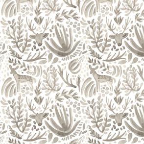 FVP018_Grey Deer Pattern-01