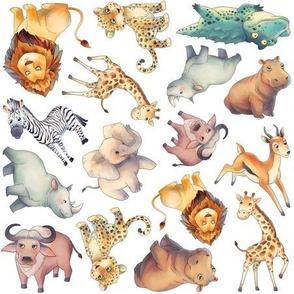 Safari Animal Patterns