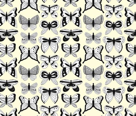 BUTTER fabric by mandyenglandfabric on Spoonflower - custom fabric