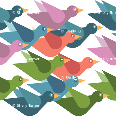 Birds of Flight