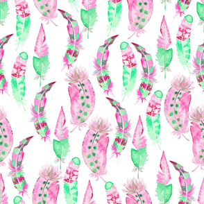 feather water pattern15
