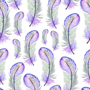 feather water pattern28