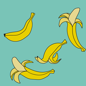Bananas - BlueGreen