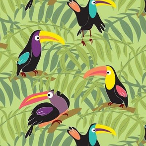 Toucans Too
