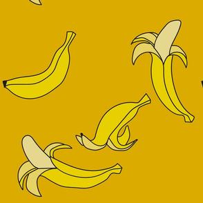 Ochre Bananas
