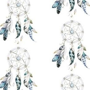 "3.5"" Little Chief Dream Catcher"