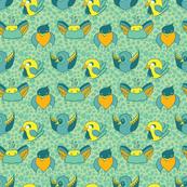 Amorous Aviary