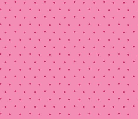 Hand Drawn Polkadot fabric by scarlette_soleil on Spoonflower - custom fabric