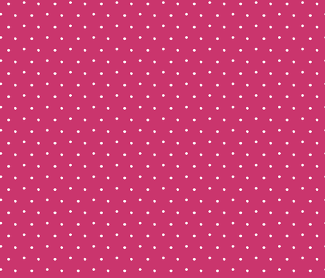 Hand Drawn Polkadot fabric by scarlette_soleil on Spoonflower - custom fabric
