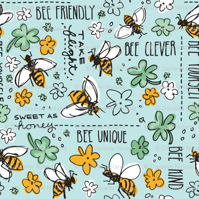 Animals By Air: Bee Yourself