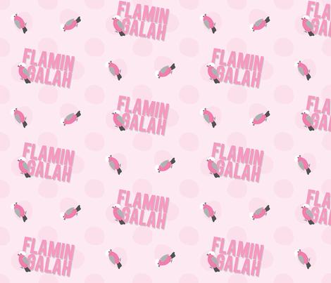 Ya Flamin' Galah fabric by alexpond on Spoonflower - custom fabric