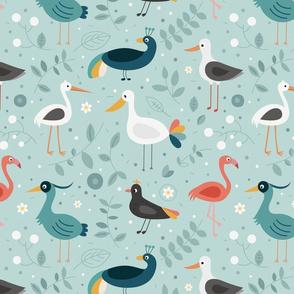wading-birds
