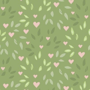 Hearts and Grass