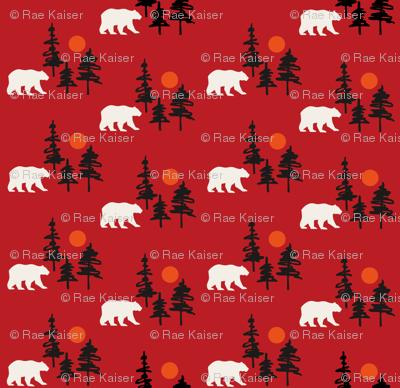 Wilderness Bears + Pines