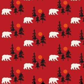 Wilderness Bears + Pines
