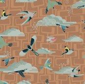 Rrmidcenturygardenbirdsspoonflowerorange_shop_thumb