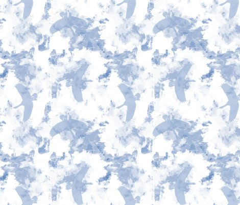 Rrhawaiian-nene-geese-flying-in-the-blue-sky_shop_preview