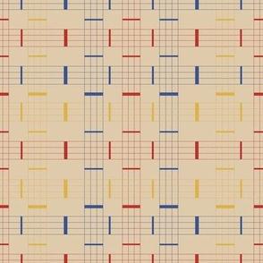 A Nod to Bauhaus Fretwork