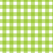 Gingham Check in Pitch