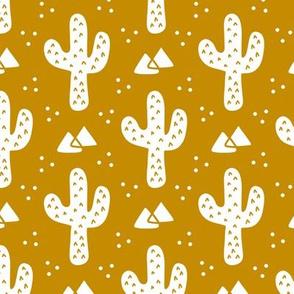 Mustard Gold Cacti