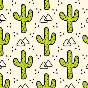 Wild West Cacti