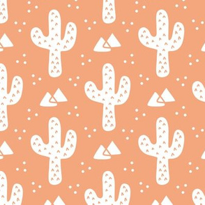 Peachy Cacti