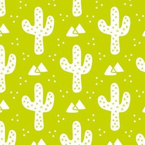 Lime Cacti