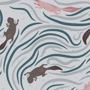 Axolotl Waves Light