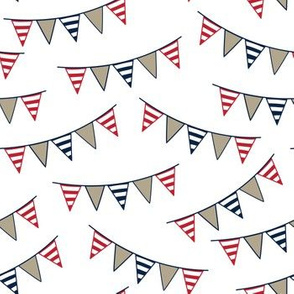 Nautical Flags - White