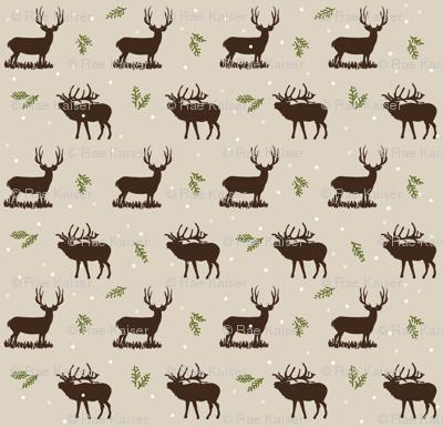 Wilderness Deer + Elk