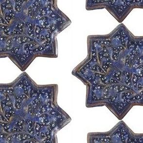 Persian Crane Stars