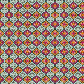 Moroccan colourful tile (mini)