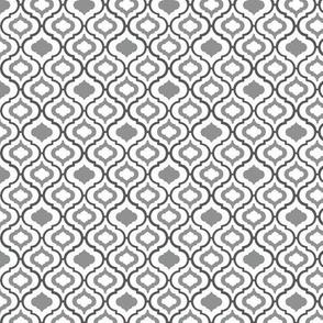 Moroccan Grey Tile (mini)
