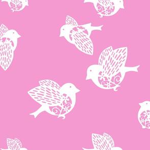 Sparrow pink
