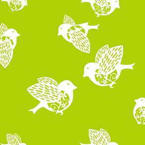 Sparrow green 02