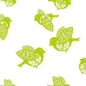 Sparrow green