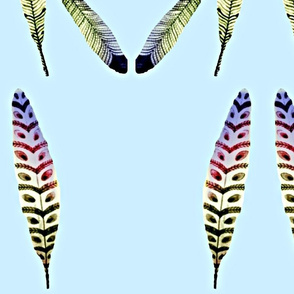 Formal Feathers