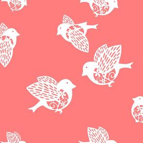 Sparrow coral