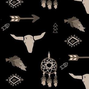 Symbols of the west