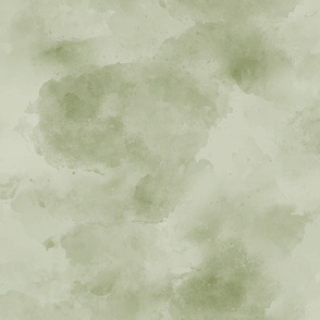 Olive Green Blender || Suede Watercolor Textured Grunge Solid _ Miss Chiff Designs