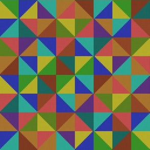 Bauhaus Checkerboard