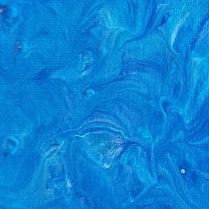 Ocean Seascape  Abtract. purple brwn
