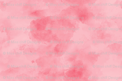 Red Pink Cherry Blender || Suede Watercolor Textured Grunge Solid _ Miss Chiff Designs
