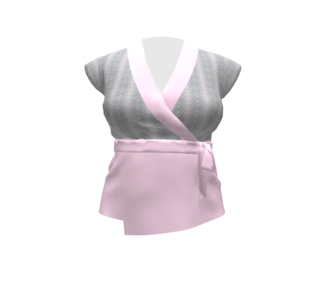 JP13 - Pink Pastel Solid